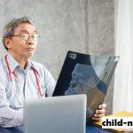 Pasien Dalam Tindak Medis Pemeriksaan Neurologis Saraf